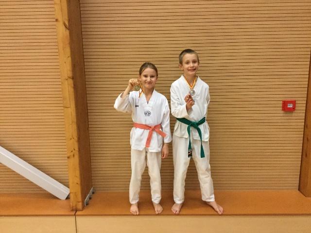 Le club de Taekwondo de Sarreguemines - Lorraine:  Taekwondo Kids Saint-Nicolas.