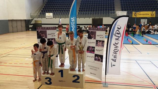 Le club de Taekwondo de Sarreguemines - Lorraine: Taekwondo Kids Moselle.