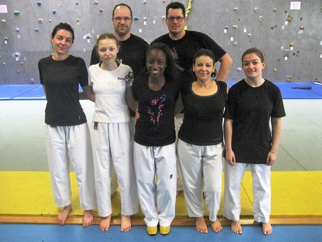Le club de Taekwondo de Sarreguemines - Lorraine: Stage Body Taekwondo