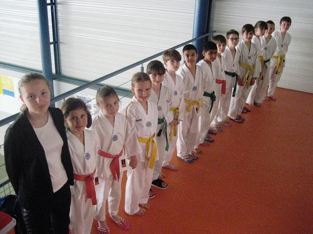 Le club de Taekwondo de Sarreguemines - Lorraine: Taekwondo Kids