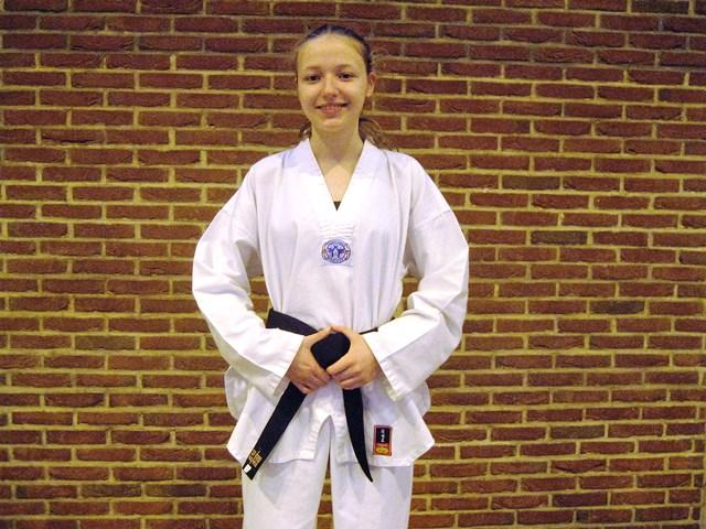 Le club de Taekwondo de Sarreguemines - Lorraine: Grade 1er Dan