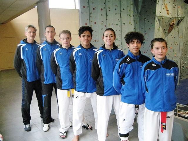 Le club de Taekwondo de Sarreguemines - Lorraine: Championnats de Lorraine