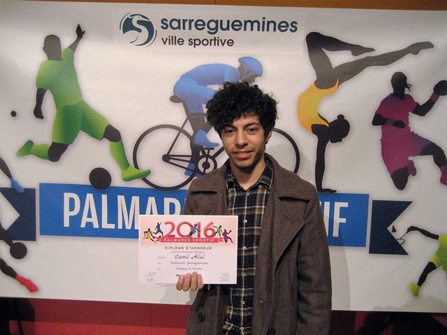 Le club de Taekwondo de Sarreguemines - Lorraine: Palmarès sportif