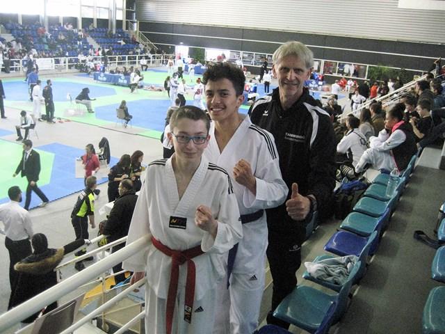 Le club de Taekwondo de Sarreguemines - Lorraine: Open d'Alsace