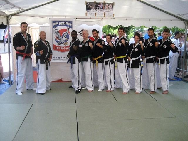 Le club de HAPKIDO de Sarreguemines - Lorraine: Fête du Sport