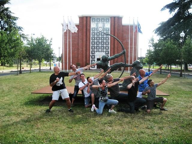 Le club de HAPKIDO de Sarreguemines - Lorraine: Stage Hapkimudo à l'INSEP