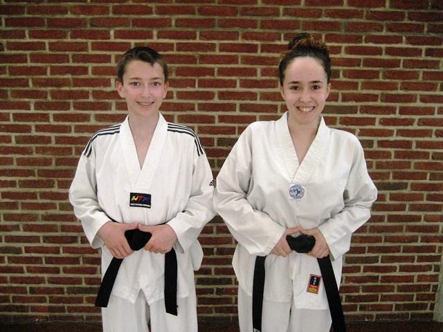 Le club de Taekwondo de Sarreguemines - Lorraine: Passage de grade 1er Dan