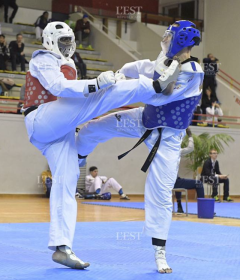 Le club de Taekwondo de Sarreguemines - Lorraine: Open International du Grand-Est