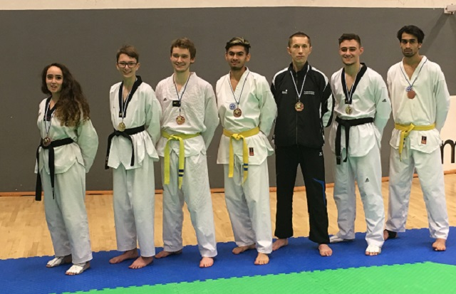 Le club de Taekwondo de Sarreguemines - Lorraine: Open de Metz