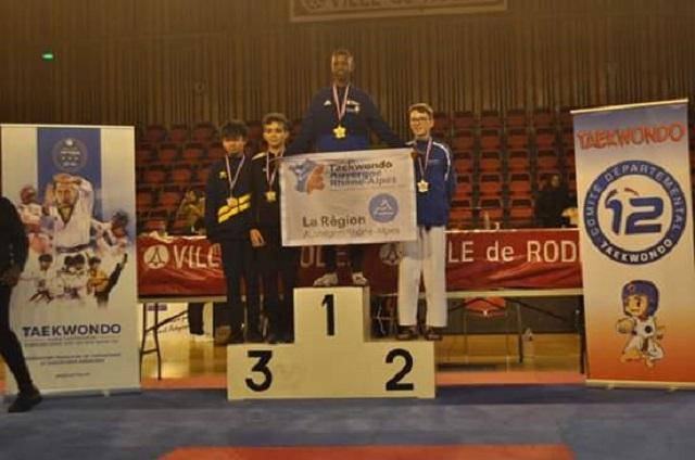 Le club de Taekwondo de Sarreguemines - Lorraine: Tournoi Avenir Occitanie