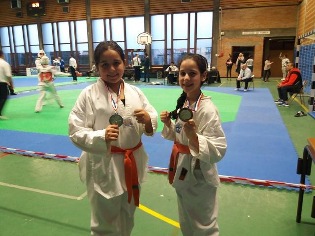 Le club de Taekwondo de Sarreguemines - Lorraine: Coupe Régionale Grand Est
