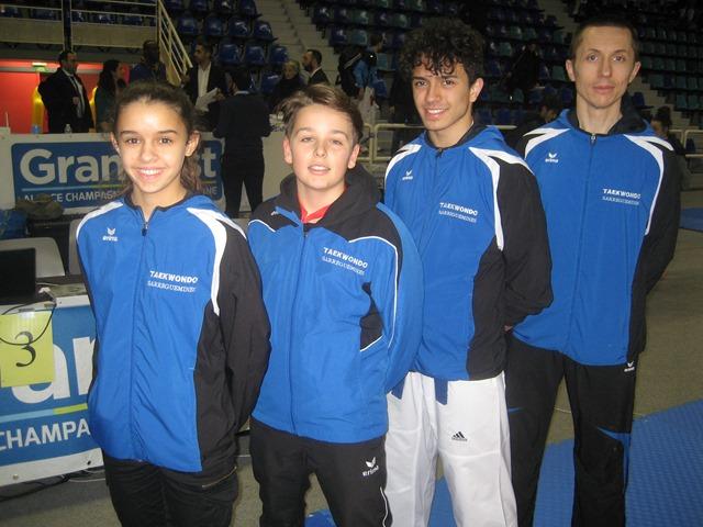 Le club de Taekwondo de Sarreguemines - Lorraine: Open Performance Grand-Est