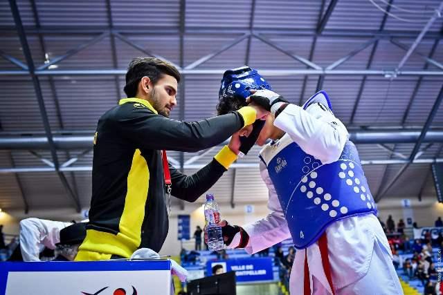 Le club de Taekwondo de Sarreguemines - Lorraine: Championnats de France Cadets Juniors