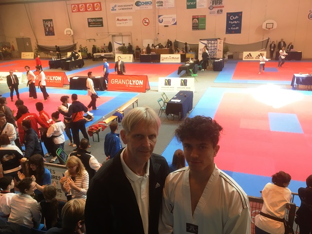 Le club de Taekwondo de Sarreguemines - Lorraine: Championnat de France Poumsé