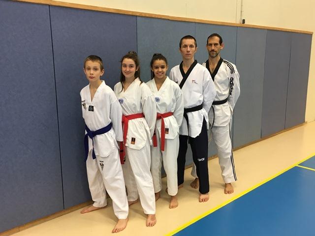 Le club de Taekwondo de Sarreguemines - Lorraine: Championnat Régional Technique Grand-Est