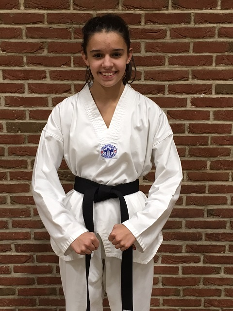 Le club de Taekwondo de Sarreguemines - Lorraine: Passage grade 1er Dan