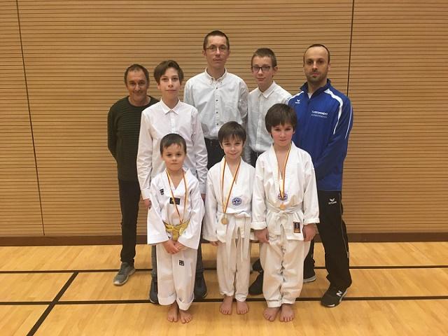 Le club de Taekwondo de Sarreguemines - Lorraine: Critérium de la Saint Nicolas