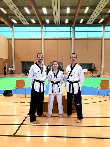 Le club de Taekwondo de Sarreguemines - Lorraine: Championnat Régional Grand-Est