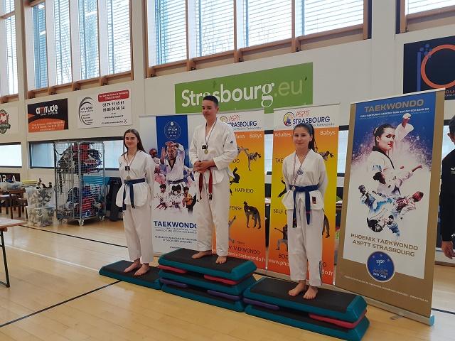 Le club de Taekwondo de Sarreguemines - Lorraine: Challenge Old School du CDT67