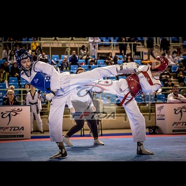 Le club de Taekwondo de Sarreguemines - Lorraine: Championnat de France Juniors