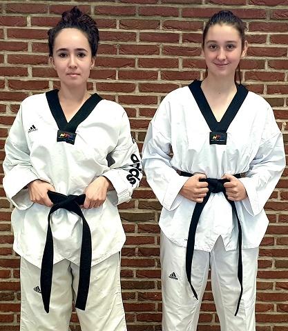 Le club de Taekwondo de Sarreguemines - Lorraine: Passage ceintures noires