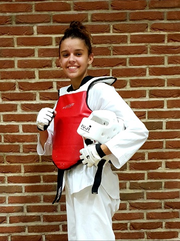 Le club de Taekwondo de Sarreguemines - Lorraine: Préparation à l'Open KYORUGI