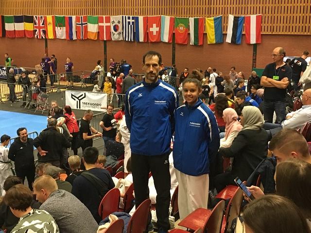 Le club de Taekwondo de Sarreguemines - Lorraine: L'Open KYORUGI