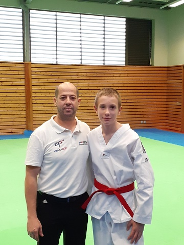 Le club de Taekwondo de Sarreguemines - Lorraine: Stage combat elite