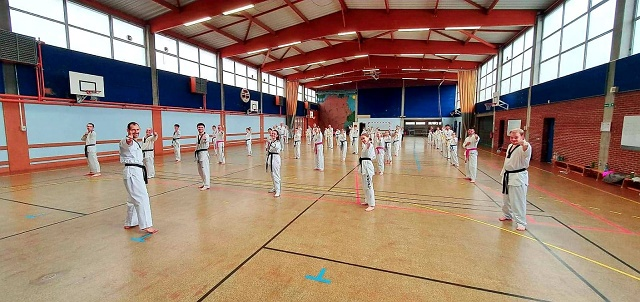 Le club de Taekwondo de Sarreguemines - Lorraine: Record d'affluence