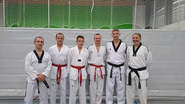 Le club de Taekwondo de Sarreguemines - Lorraine: Stage formation des ceintures noires
