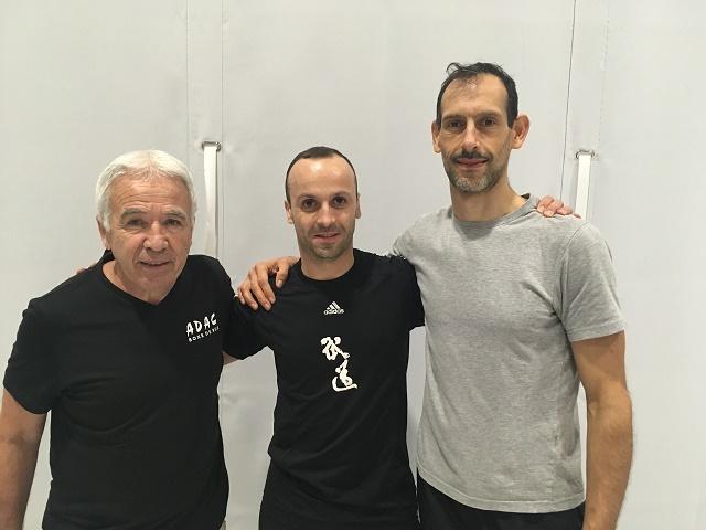 Le club de Taekwondo de Sarreguemines - Lorraine: Stage self-défense de Robert Paturel